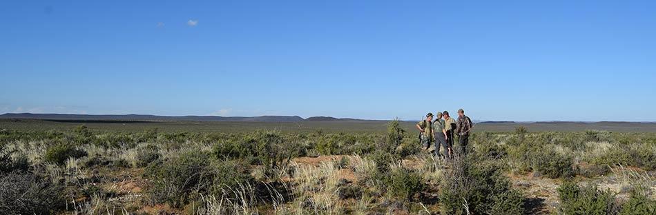 Karoo Kudu Hunting Package